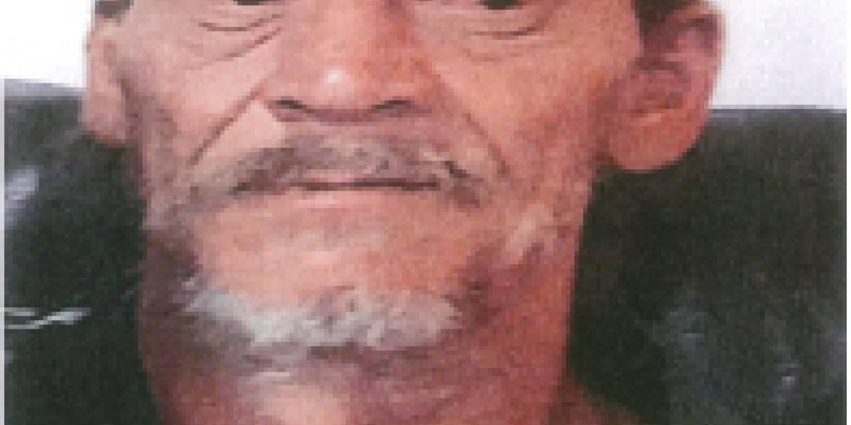 Buscan hombre que lleva 10 días desaparecido