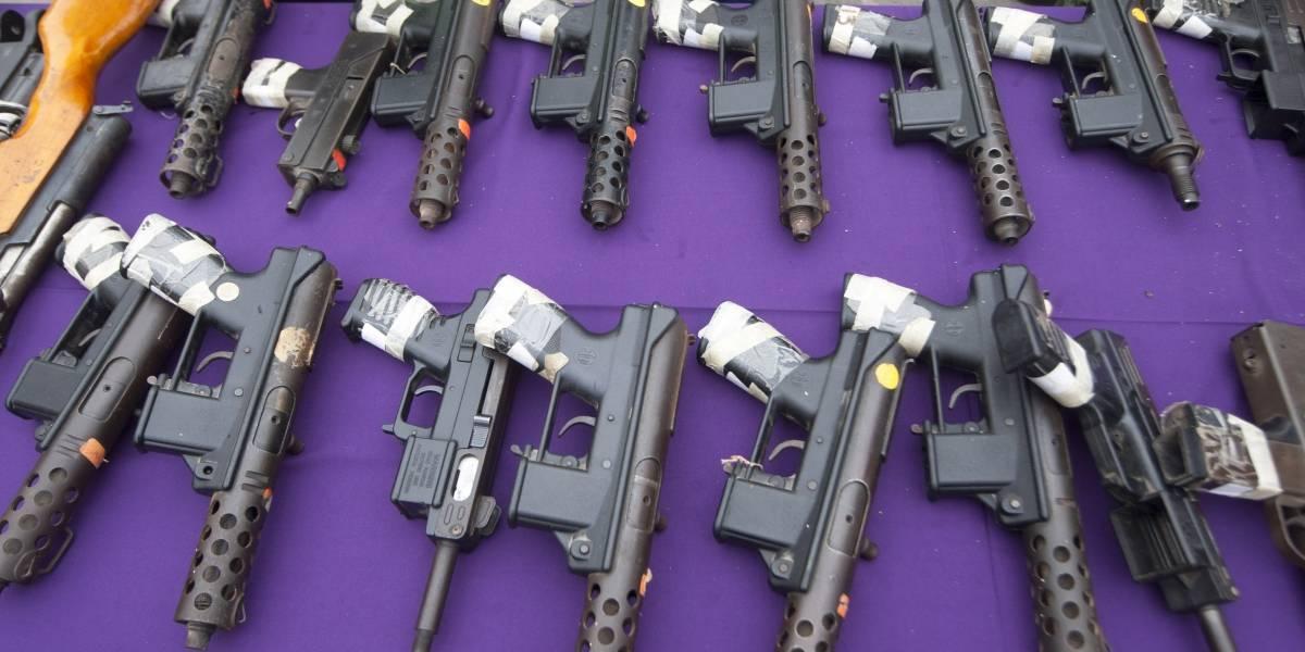 PGR  investiga robo de armas de fuego de SSP de Querétaro