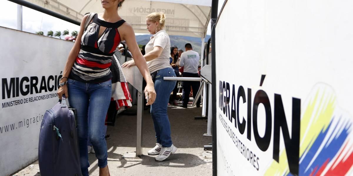 Migración pide no generar falsas alarmas por supuesto éxodo masivo de venezolanos