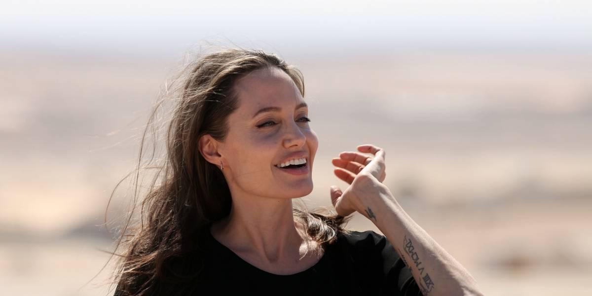 Angelina Jolie pode integrar elenco de filme da Marvel