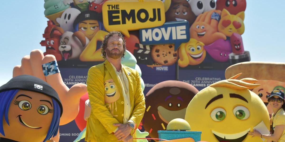 """TJ Miller: """"The Emoji Movie"""" es la """"Brave Little Toaster"""" de esta generación"""