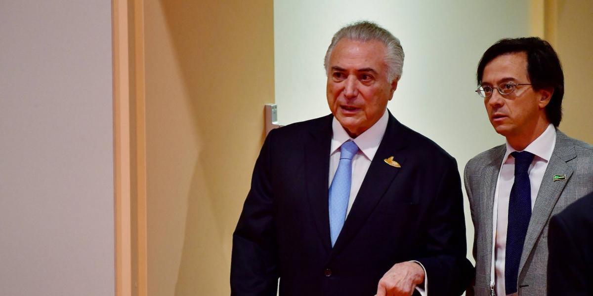 Solo 5% de los brasileños aprueba el Gobierno de Temer, dice encuesta