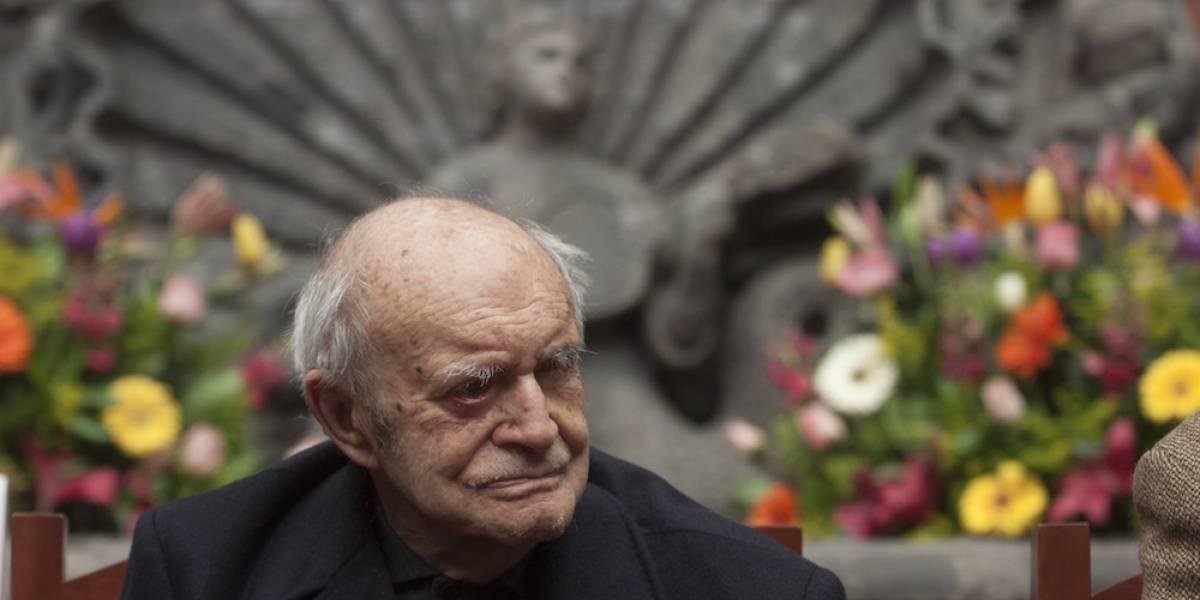 Ramón Xirau contribuyó a formar al México moderno: Peña Nieto