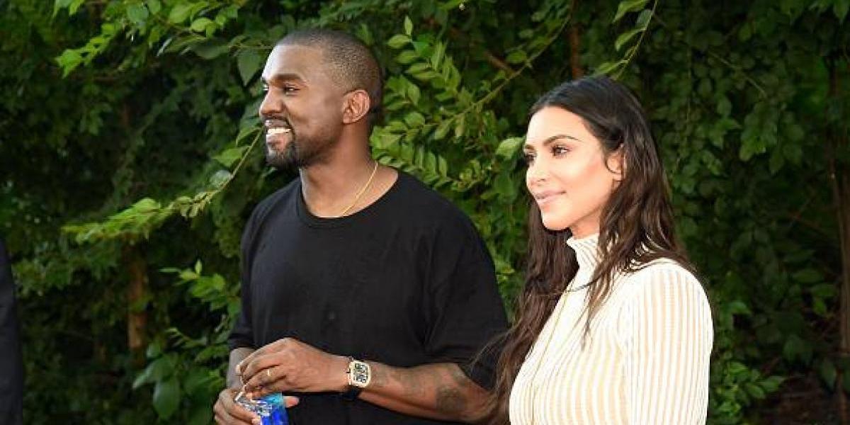 ¡El tercer hijo de Kim Kardashian está en camino!