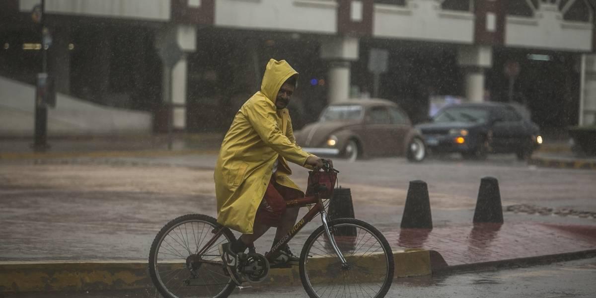 SMN pronostica fuertes tormentas en gran parte del país