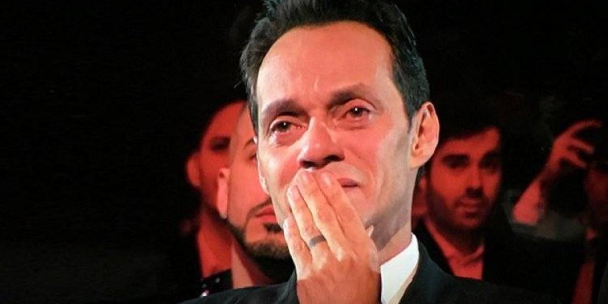 Muere la mamá de Marc Anthony con este mensaje le dice adiós