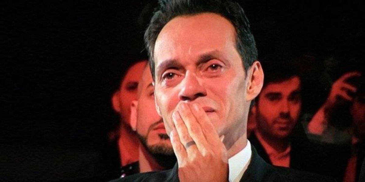 Marc Anthony se une a las muestras de solidaridad con las víctimas del volcán