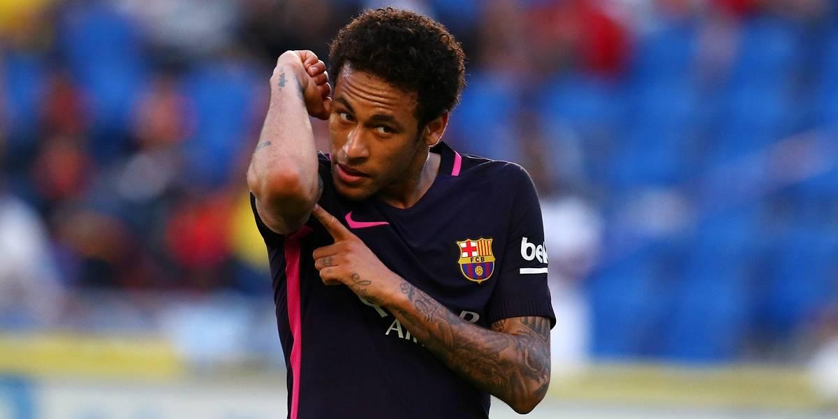 Neymar entrará na Justiça para exigir 30 milhões de euros do Barça