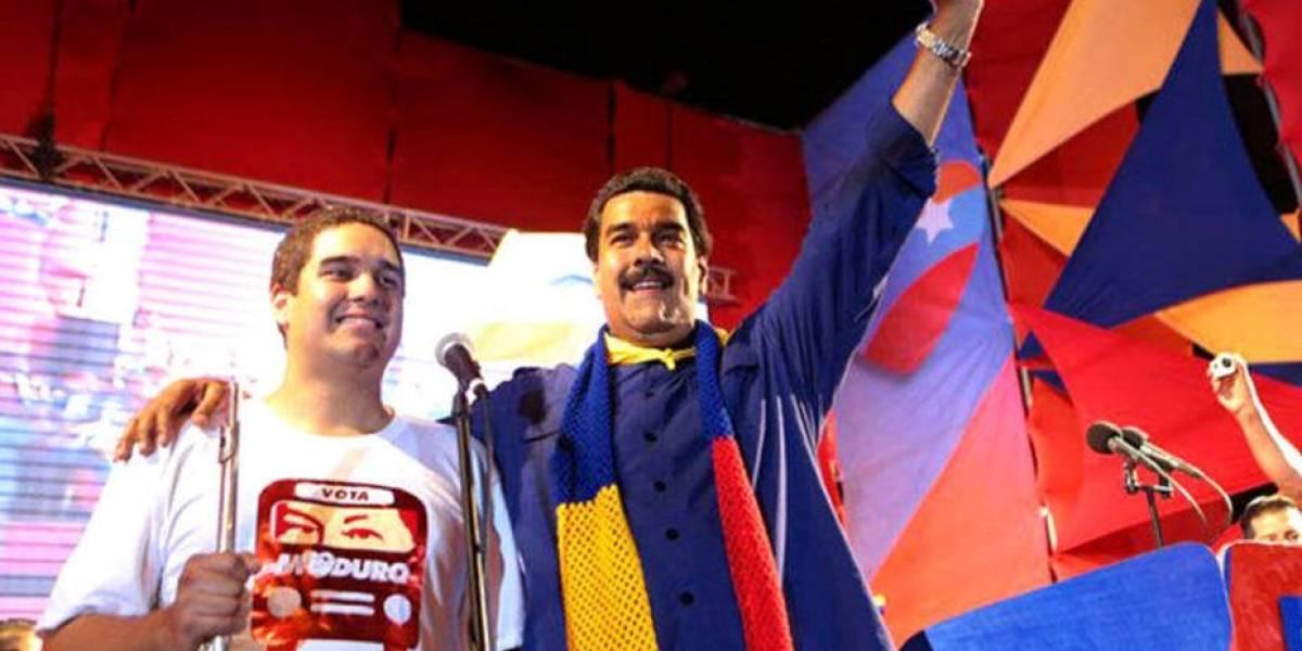 """""""Ha fallecido gente viva"""": la inoportuna frase del hijo de Nicolás Maduro que lo puso en el centro de las burlas"""