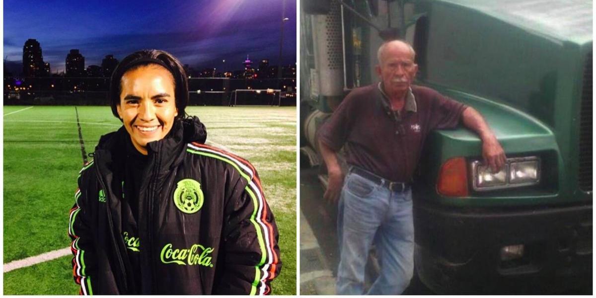 Jugadora de Pachuca pide ayuda para encontrar a su papá