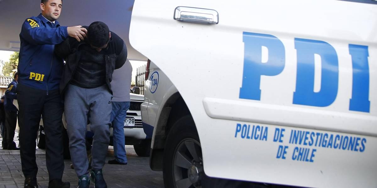 Persecución terminó con un detenido y dos menores heridos en Las Condes