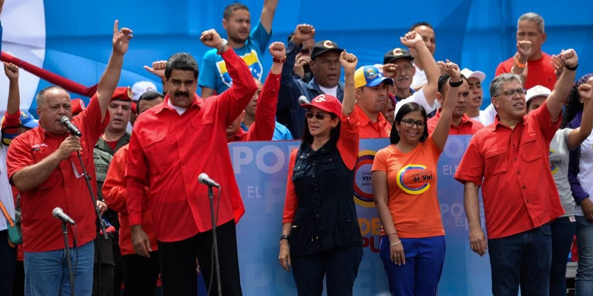 Siete figuras clave de la crisis venezolana de cara a las votaciones por la Asamblea Constituyente