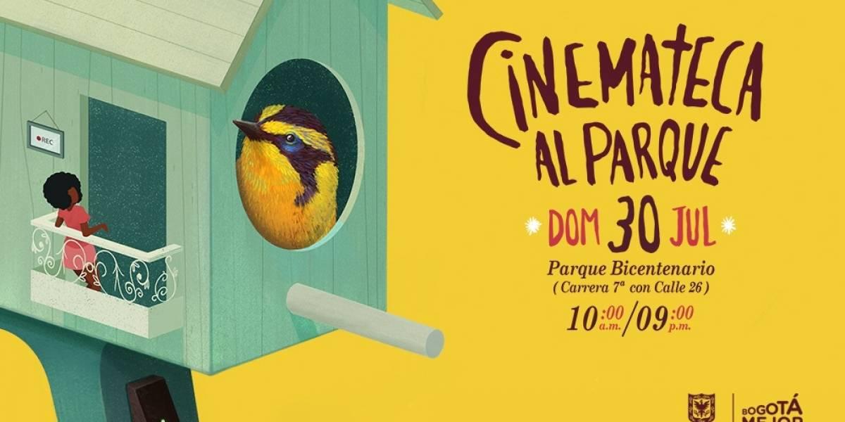Llega la sexta versión de Cinemateca al Parque