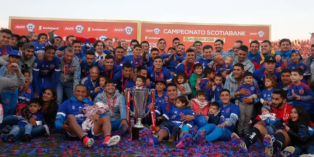 """Los """"grandes"""" del fútbol chileno no se quedaron cortos"""