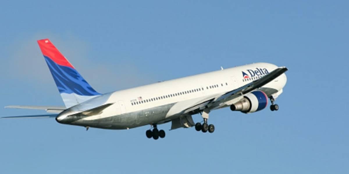 Delta Airlines suspende sus vuelos a Venezuela