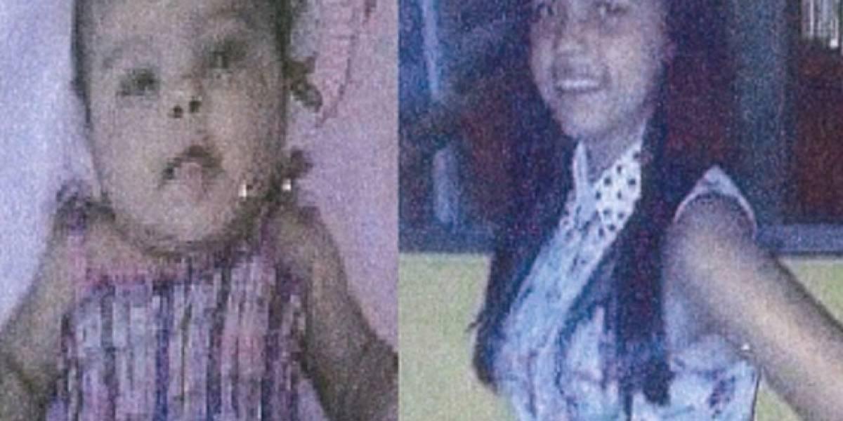 Buscan quinceañera desaparecida con su hija en Arroyo