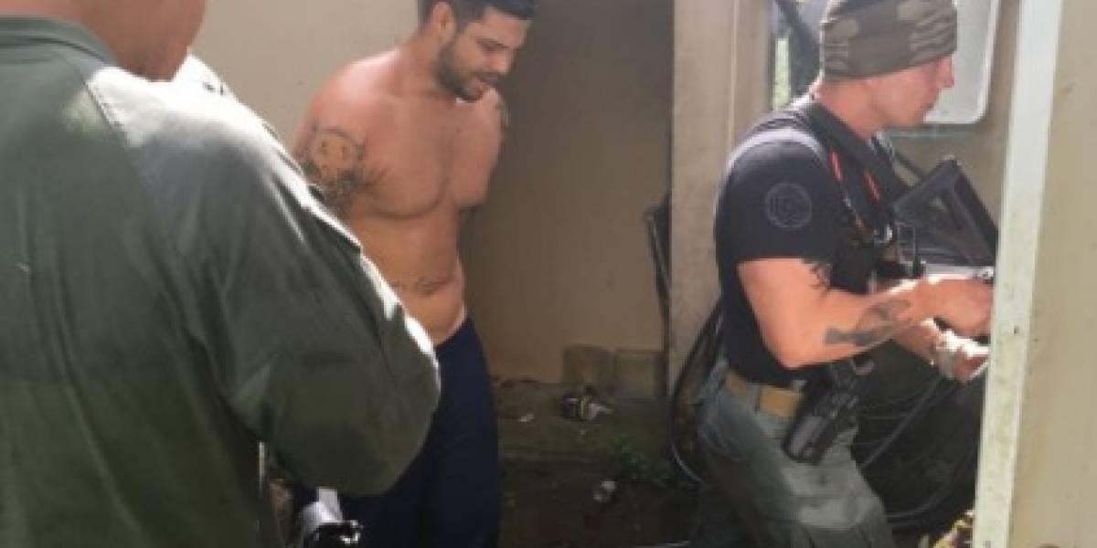 Arrestan hombre tras huír por río en Canóvanas