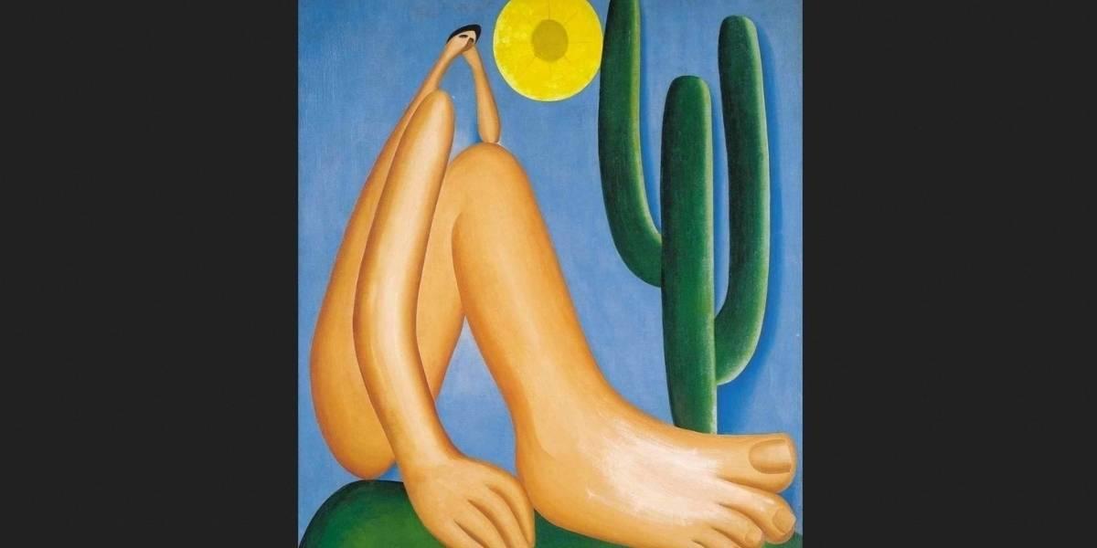 Exposição de Tarsila do Amaral no Museu de Arte Moderna de Nova York começa neste domingo