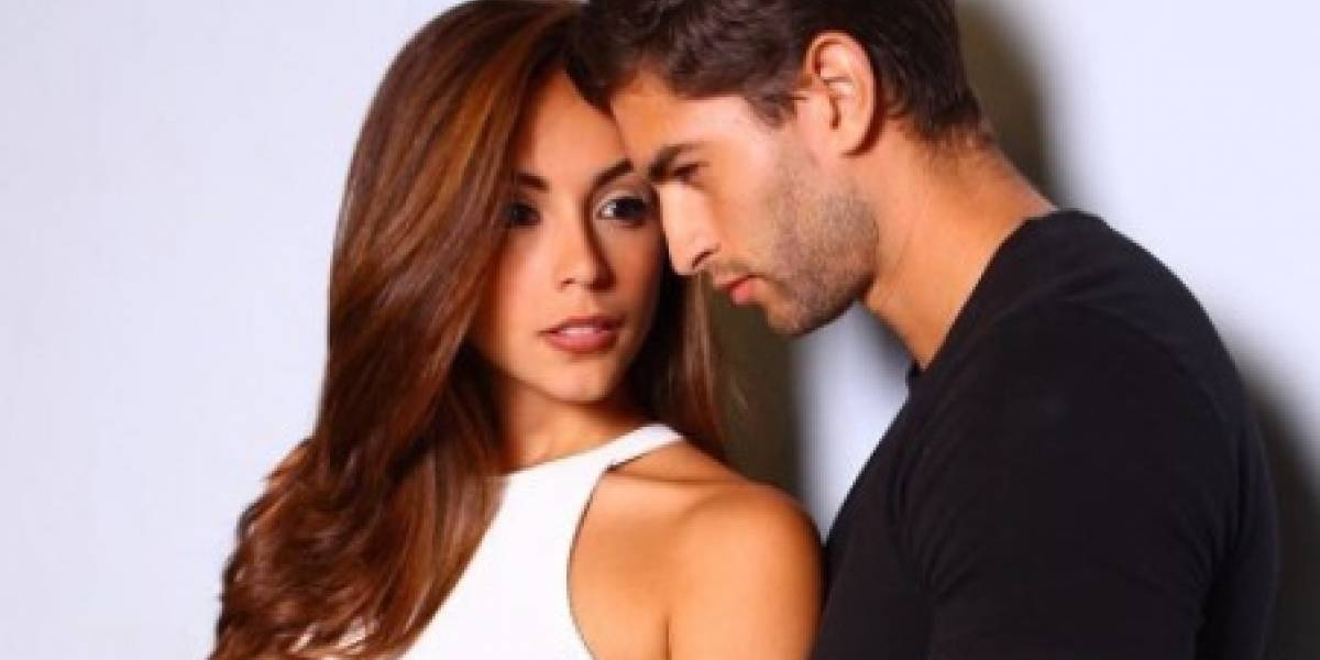 Brenda Azaria modela con su novio en República Dominicana