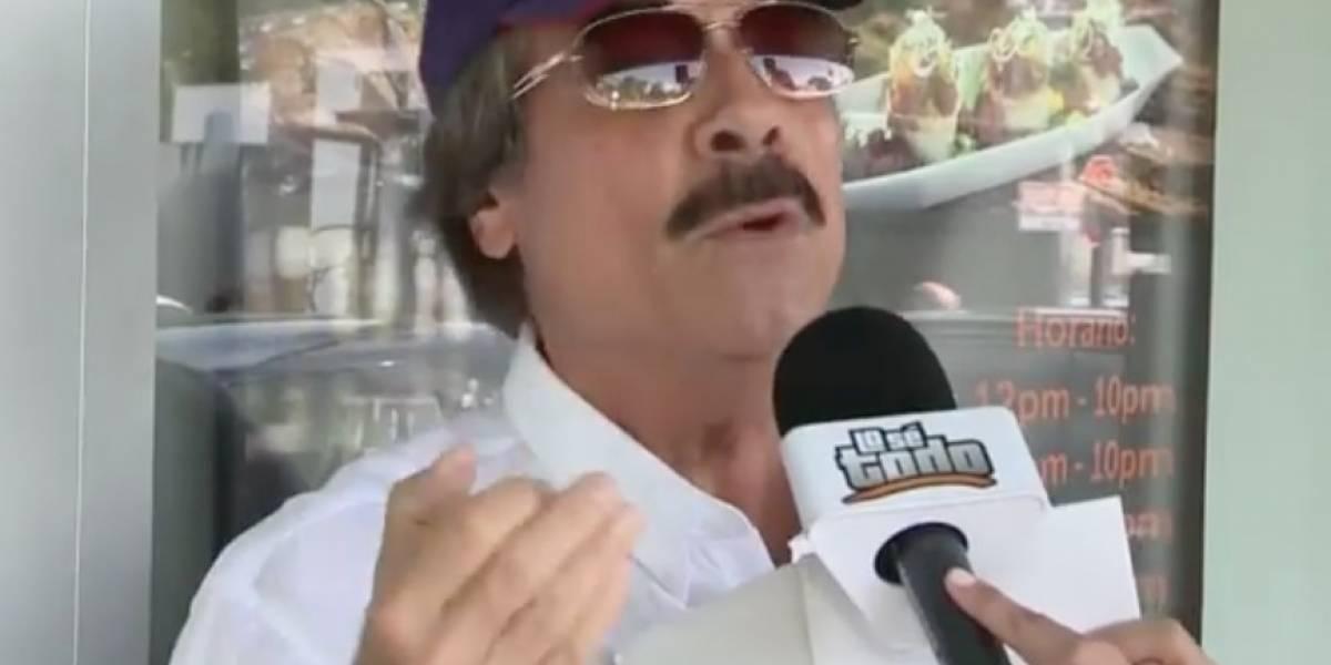 Héctor Travieso enfrenta a Lo sé todo