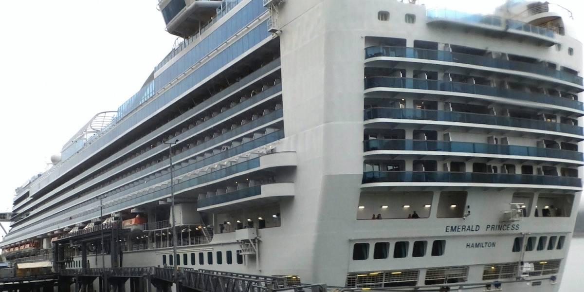 Hombre mata a su esposa durante crucero por Alaska