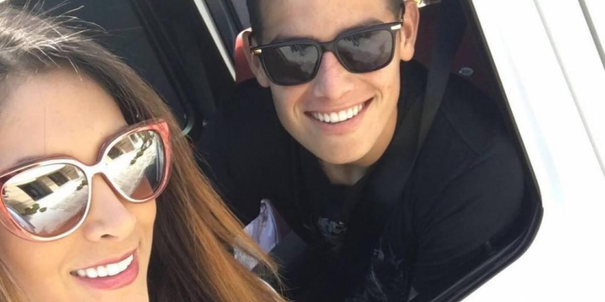 James Rodríguez y su esposa Daniela Ospina se separan