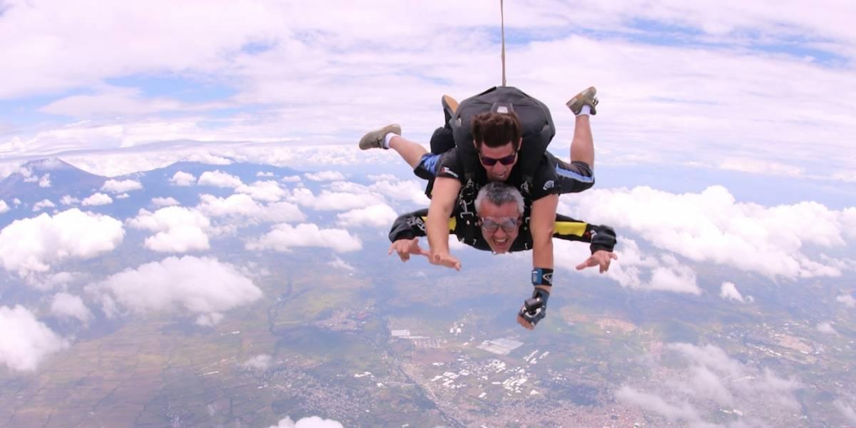 Todo lo que necesitas saber para saltar del paracaídas