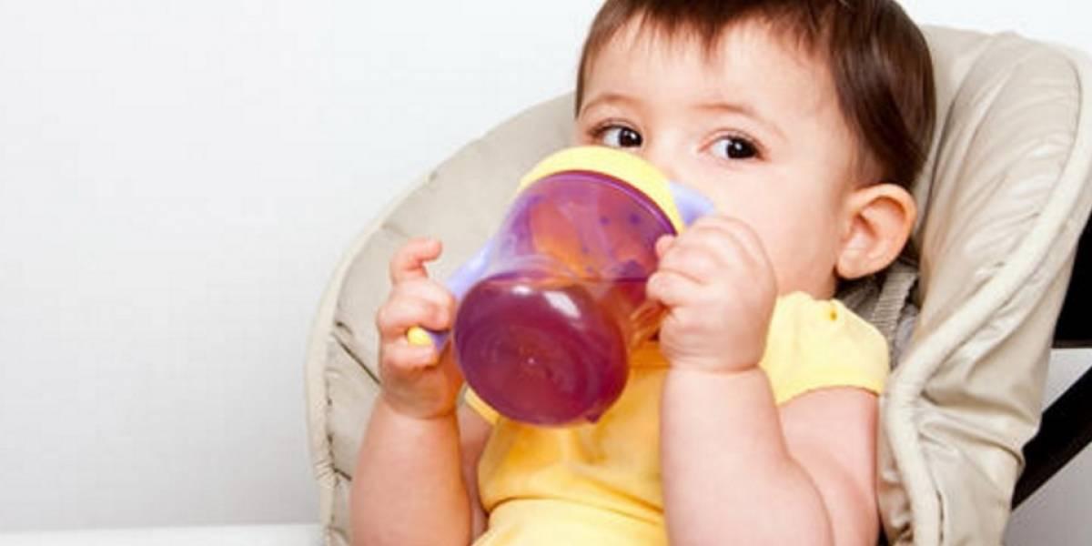 La importancia del vaso entrenador en el crecimiento de los niños