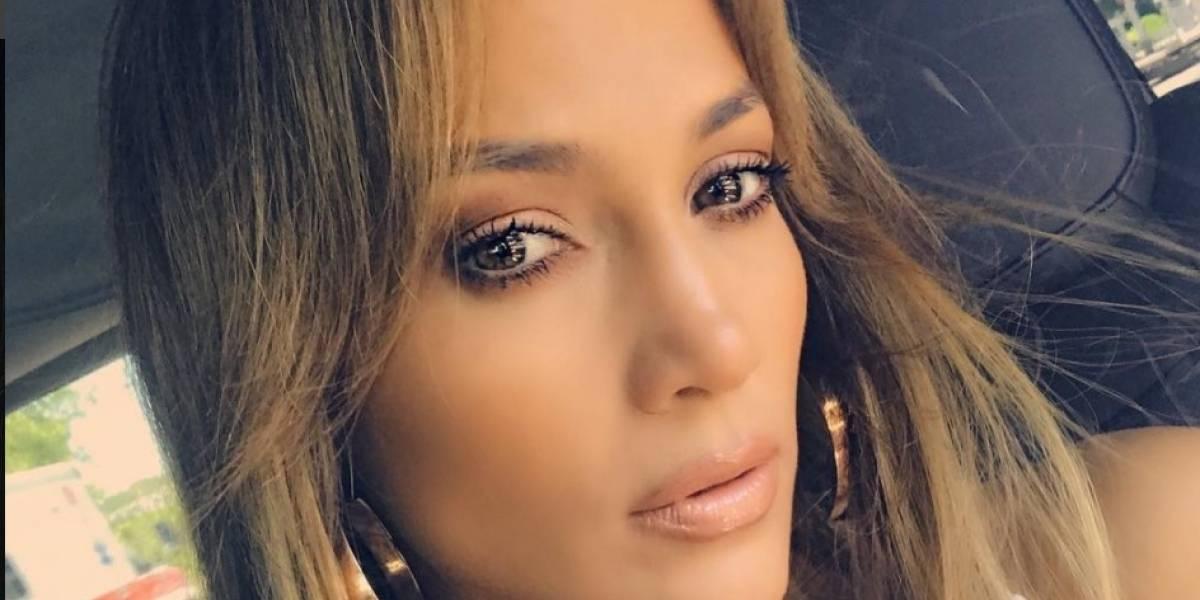 Publicación de JLo tras muerte de mamá de Marc Anthony genera polémica