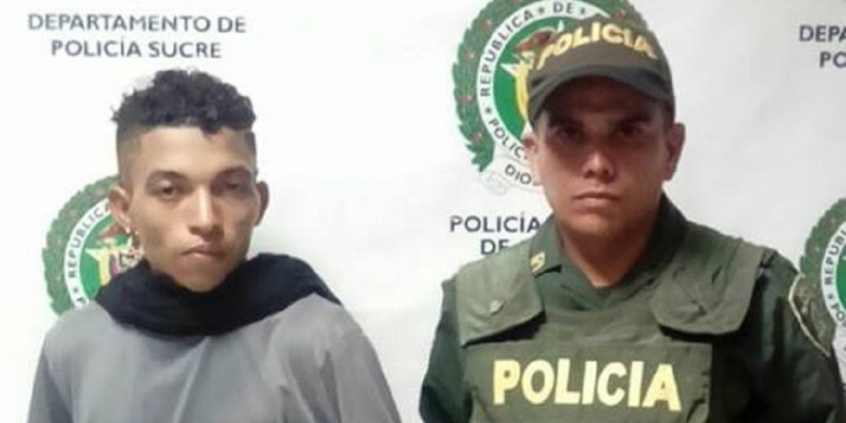 Capturaron a un hombre por ofrecerle a la Policía 5 mil pesos como soborno