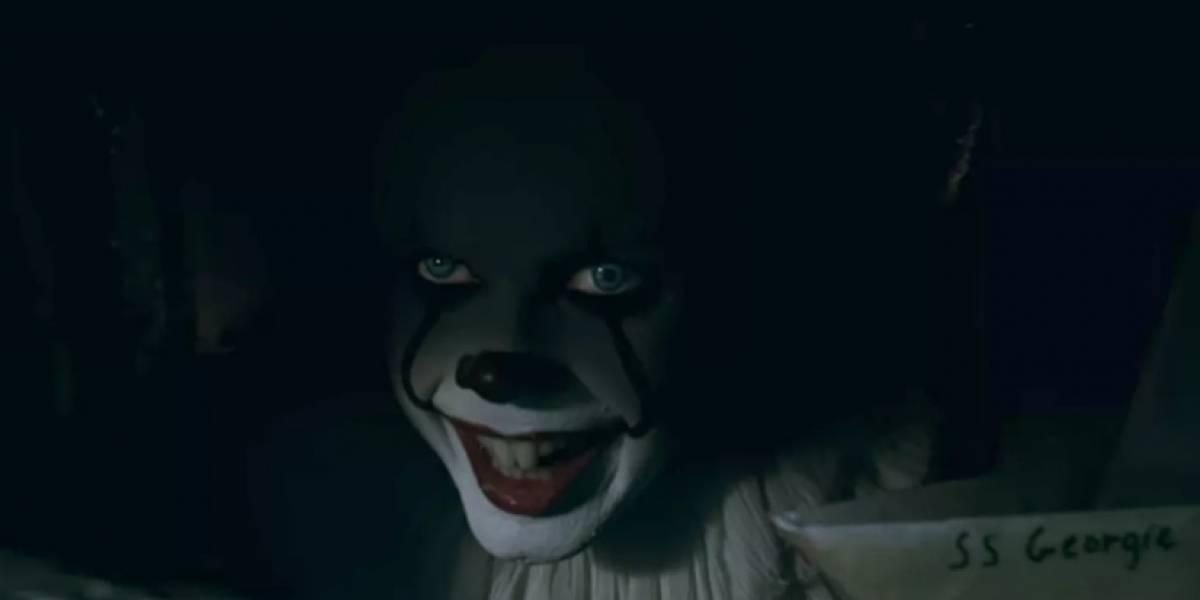 """El tráiler de """"IT"""" prueba que el nuevo """"Pennywise"""" es tan aterrador como el original"""