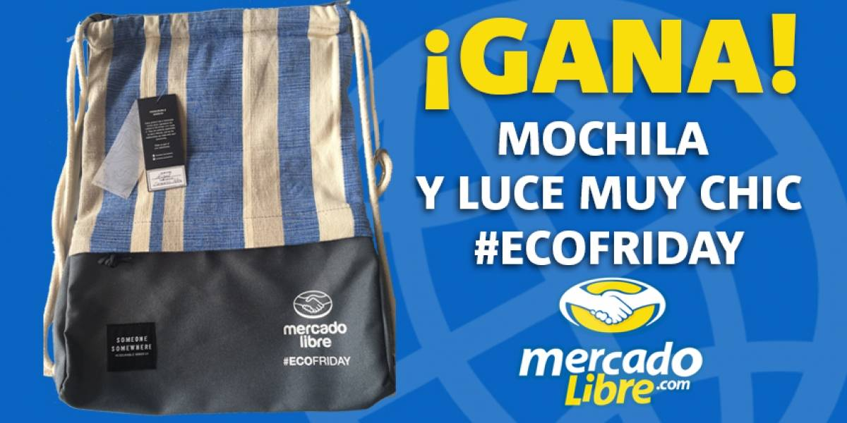 ¡Gana! mochila chic y apoya lo mexicano