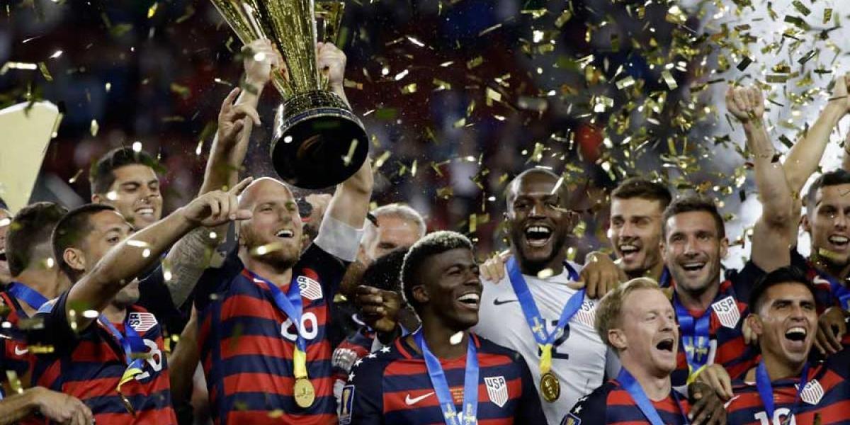 VIDEO. Estados Unidos se corona campeón de la Copa Oro 2017