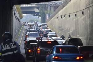 Más del 50% del parque vehicular ha pagado el impuesto.