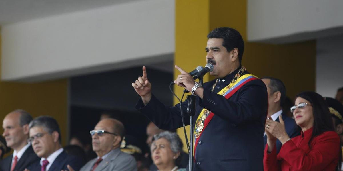 Nicolás Maduro buscará reelegirse como presidente en 2018