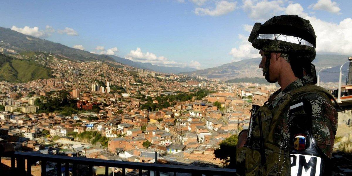 Se raja la seguridad en Medellín a pesar de los esfuerzos