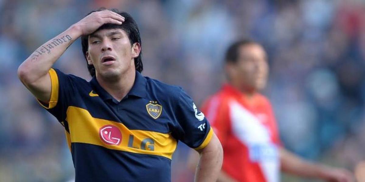 Boca sigue en conversaciones con Medel: