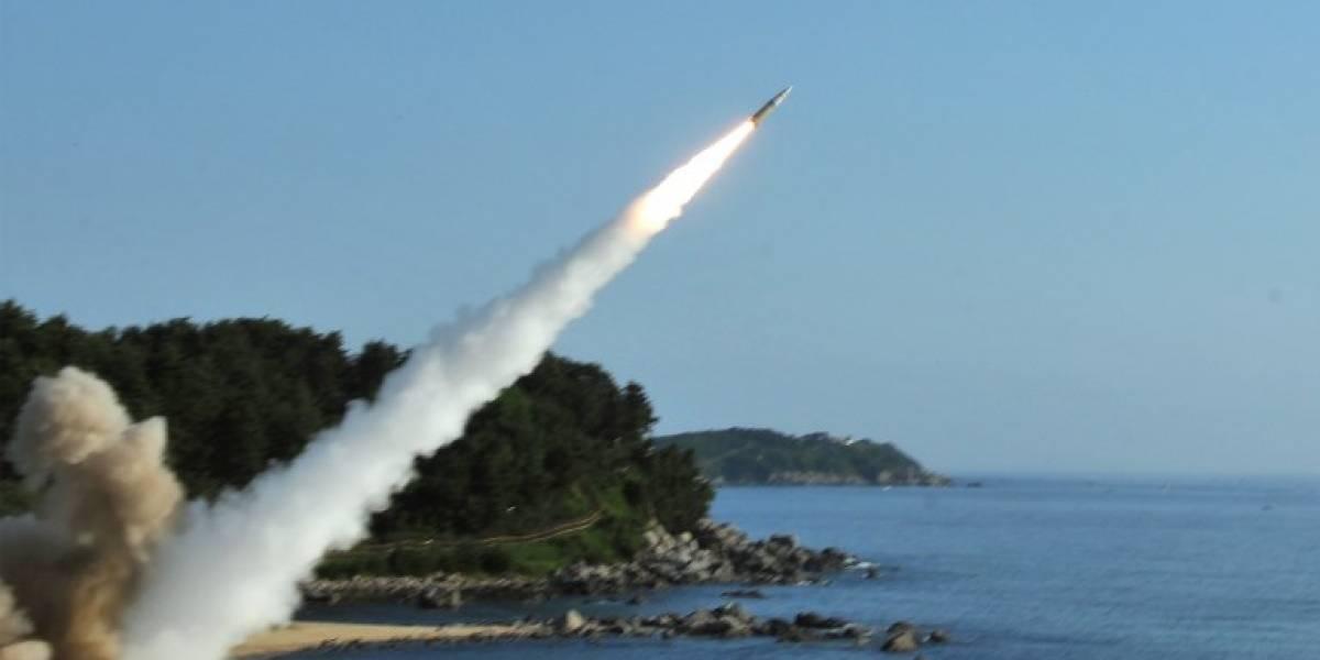 """Corea del Norte realiza un nuevo lanzamiento de misil para los """"bastardos estadounidenses"""""""