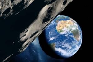 Un asteroide extremadamente gigante 'roza' la Tierra y nadie lo detecta