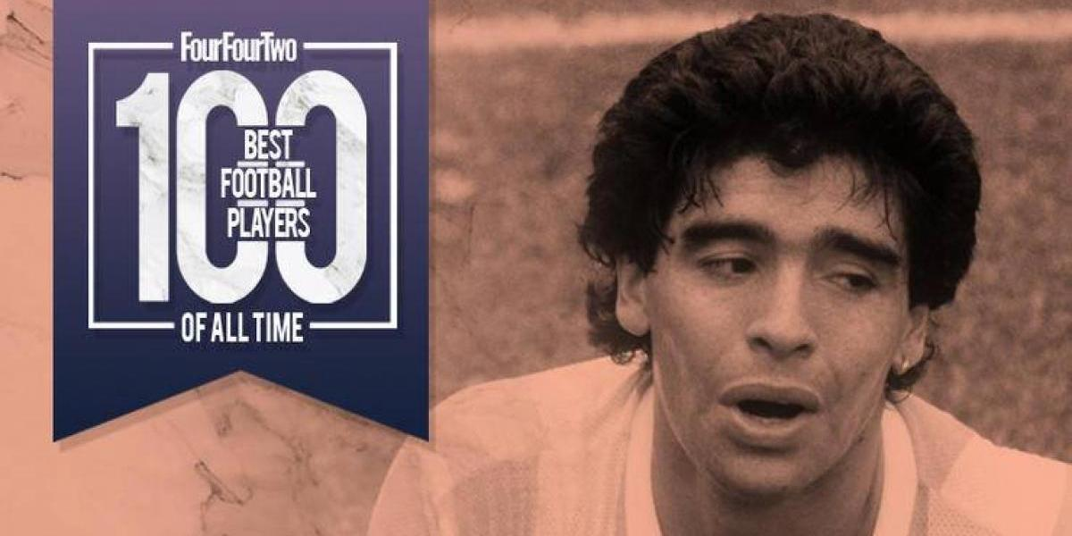 ¿Qué?: ranking de revista inglesa nombra a Maradona el mejor futbolista de la historia y Pelé superado por Messi