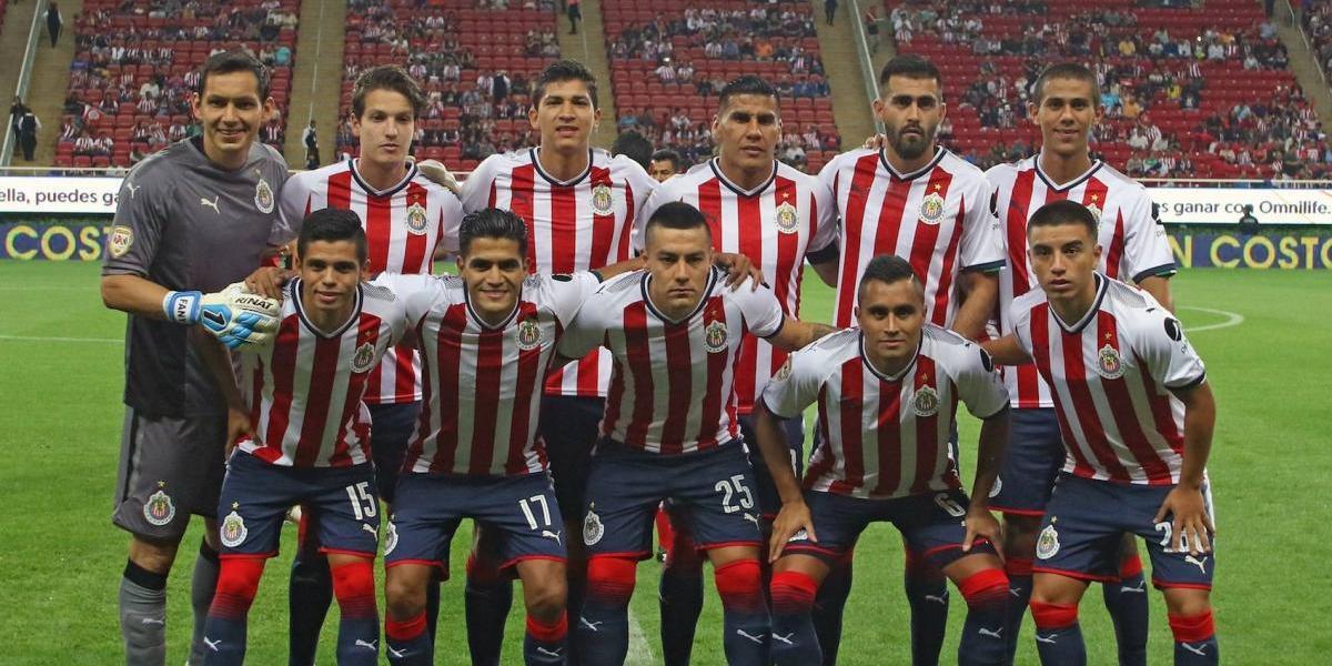 Chivas anuncia partido de Súper Copa de Campeones