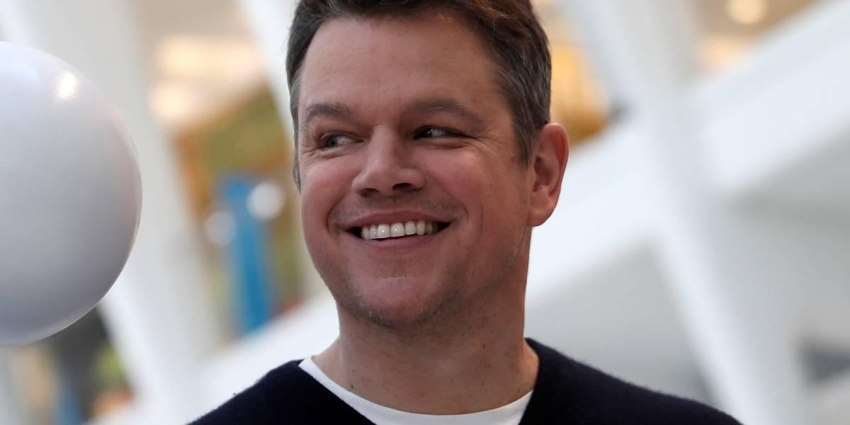Matt Damon estaria de mudança com os filhos para a Austrália por causa de Trump