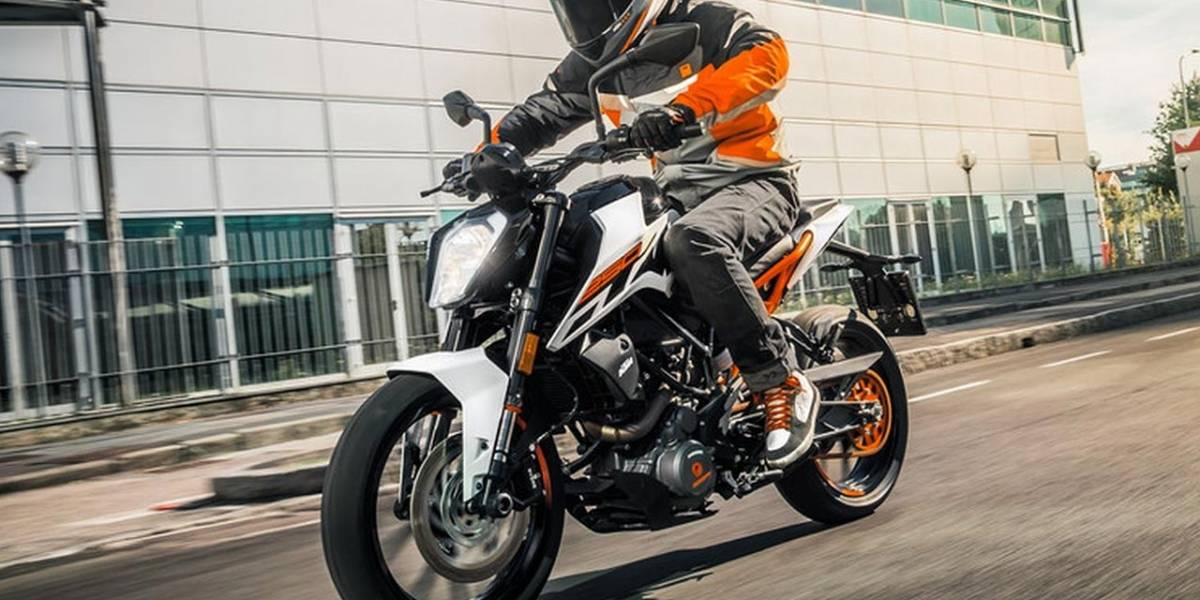 Conoce la nueva línea de motocicletas KTM que combina adrenalina y emoción