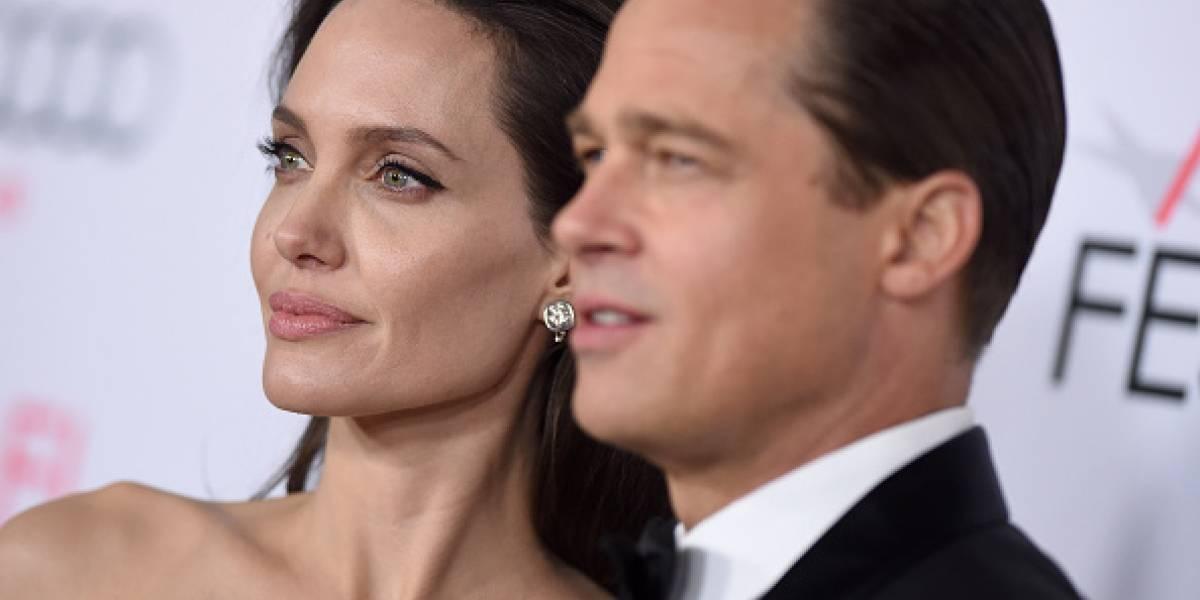 ¿Brad Pitt y Angelina Jolie ya no se divorcian?