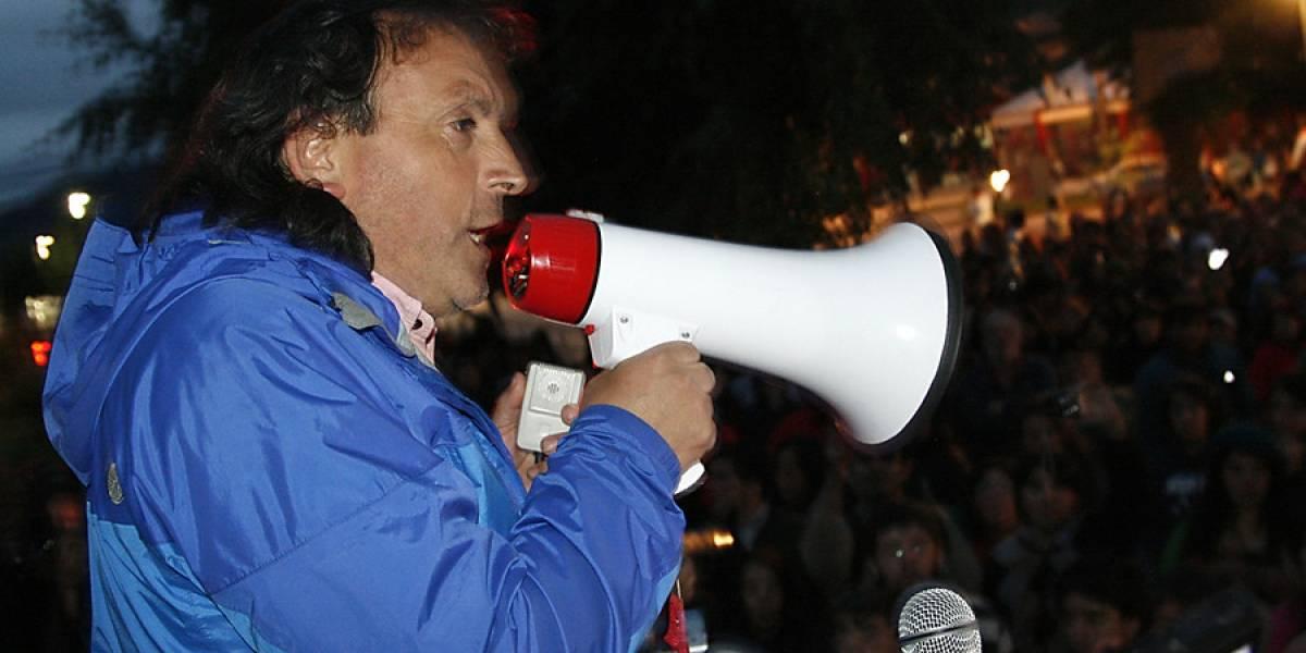 Iván Fuentes quiere abandonar Aysén y se lanzaría a diputado por tres comunas santiaguinas