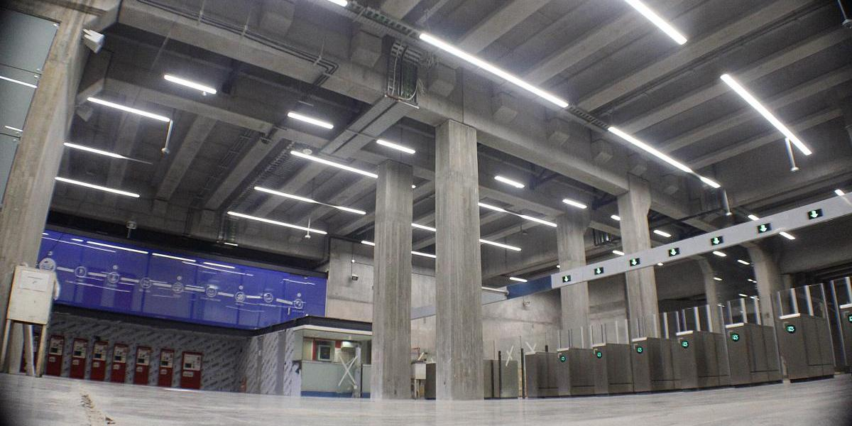 Nueva estación intermodal integrará Metro, Metrotrén y buses del Transantiago