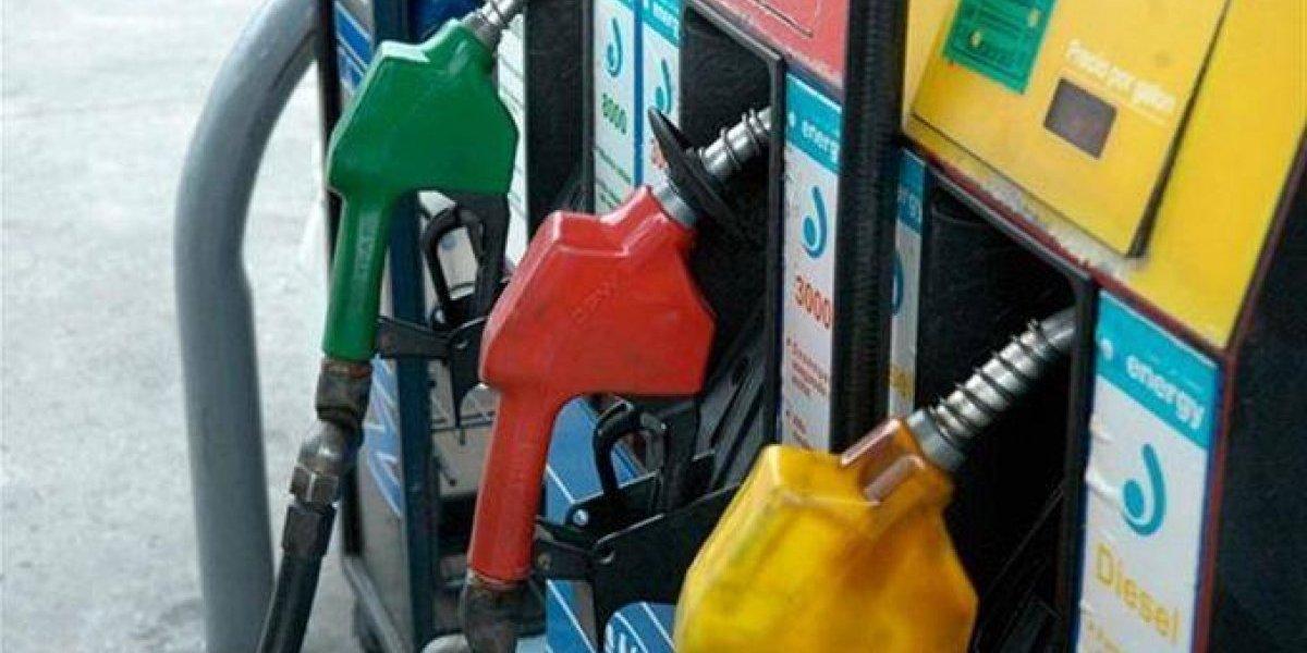 La mayoría de los combustibles mantendrán su precio