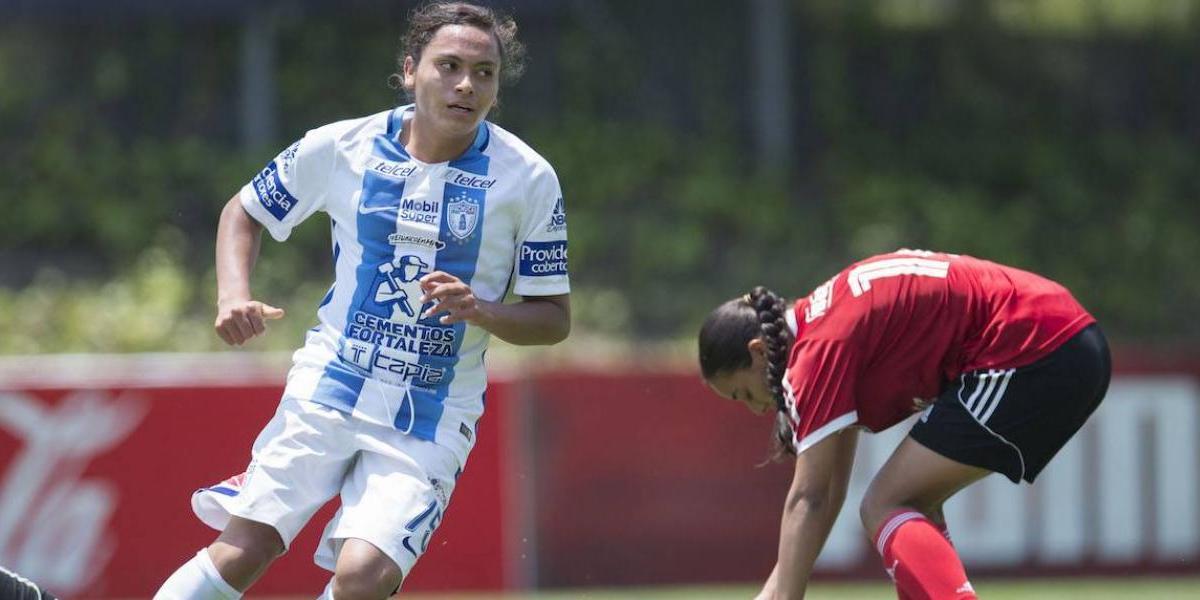 VIDEO: Así fue el primer gol de la Liga MX Femenil