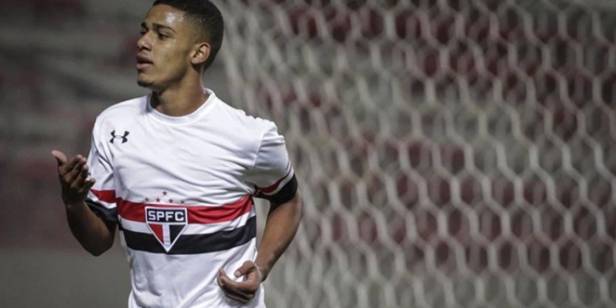 São Paulo renova contrato com Brenner