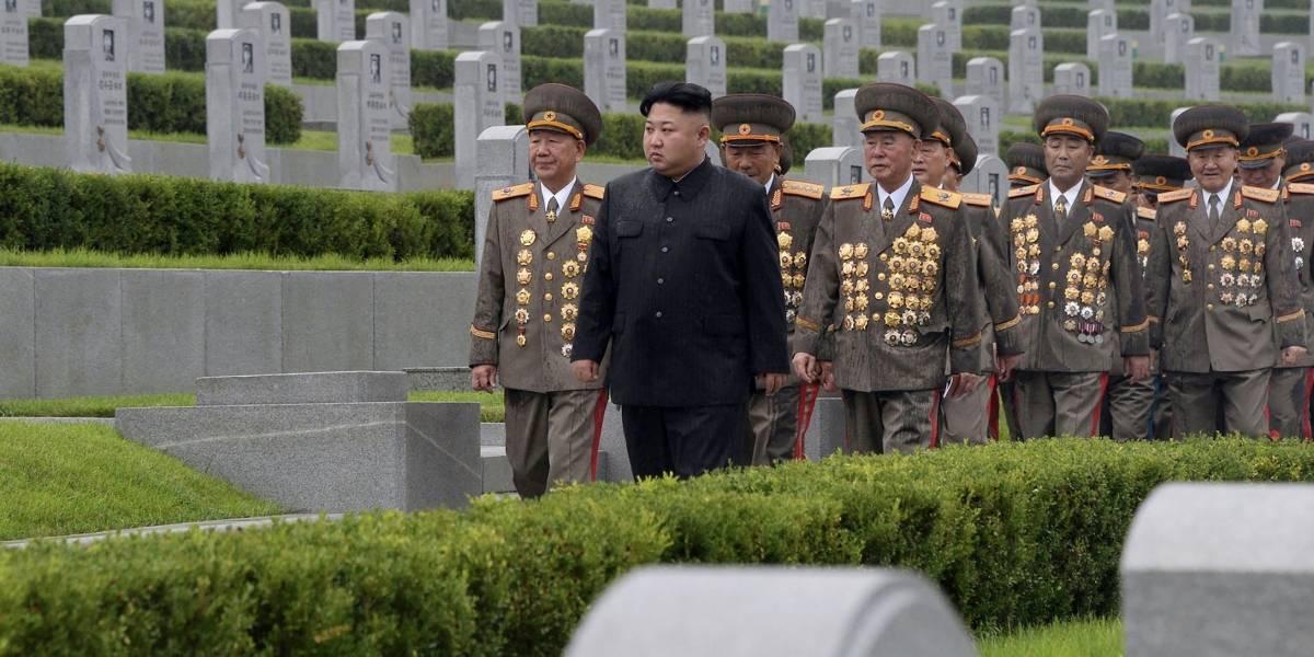 Corea del Norte lanza misil y cae en el mar de Japón
